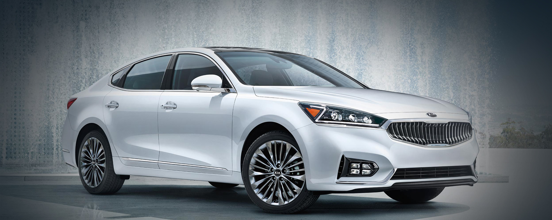 2019 Kia Cadenza: Kia Accessory Guide